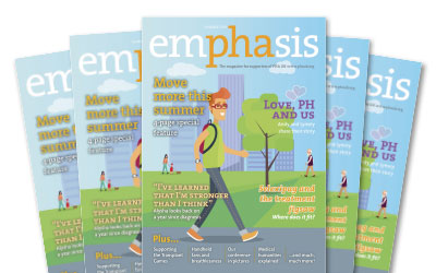 Emphasis magazine